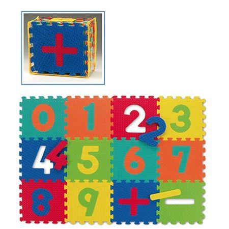 Spartan otroška blazina puzzle