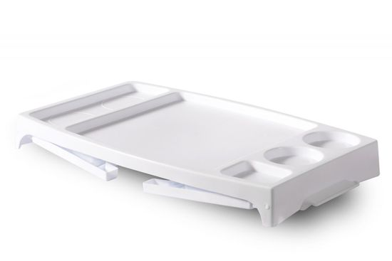 TimeLife pladenj za posteljo, zložljiv, 46 cm