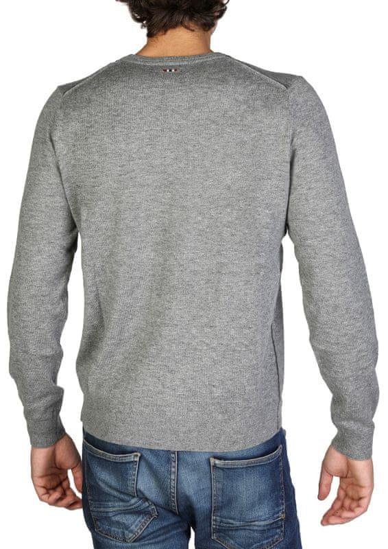 1eee2f02659 ... 2 - Napapijri pánský svetr M šedá