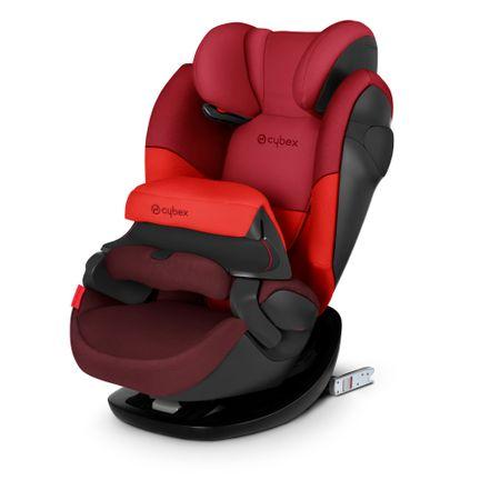 Cybex dječja autosjedalica Pallas M-fix 2019 Rumba Red, crvena