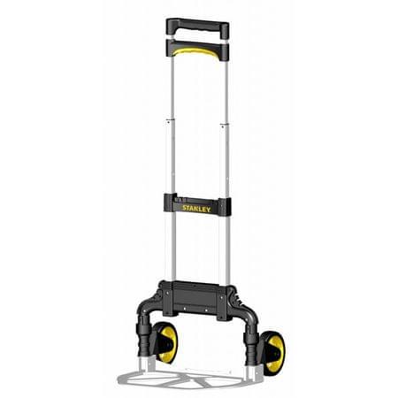 Stanley voziček, zložljiv, alu, 60kg (SXWTD-FT500)