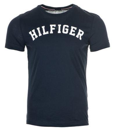 Tommy Hilfiger T-shirt męski S ciemny niebieski