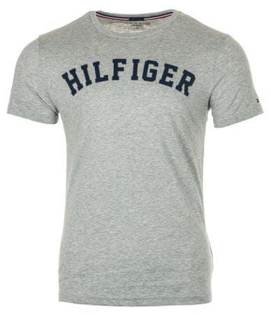 Tommy Hilfiger pánské tričko S sivá  178249bd7a0