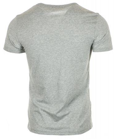 f54d7966c33 Tommy Hilfiger pánské tričko S sivá