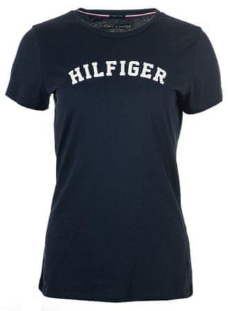 Tommy Hilfiger dámské tričko S tmavě modrá  40c3dc38c1