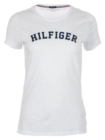 Tommy Hilfiger dámské tričko S bílá  9d9d4eef0d6
