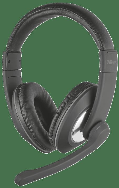 Trust Reno sluchátka s mikrofonem (21662)