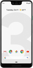 Google Pixel 3 XL, 64 GB, Clearly White