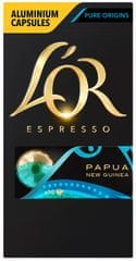 L'Or Papua - 100 hliníkových kapslí kompatibilních s kávovary Nespresso ®