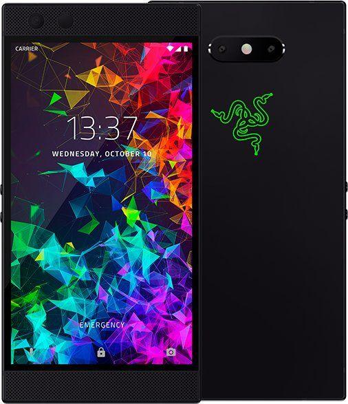 Razer Phone 2, 8GB/64GB, Black
