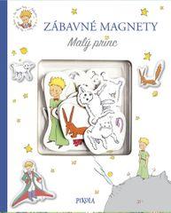 de Saint-Exupéry Antoine, Rhauderwieková: Zábavné magnety: Malý princ