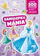 Disney: Samolepkománia/ Princezné