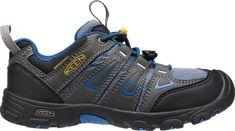 KEEN otroški čevlji Oakridge Low WP,magnet/true blue