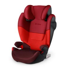 CYBEX Solution M-fix 2021 Rumba Red