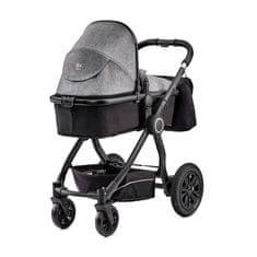 KinderKraft otroški voziček VEO 3v1