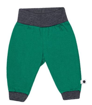 Lamama fantovske hlače, 56 - 86, zelena