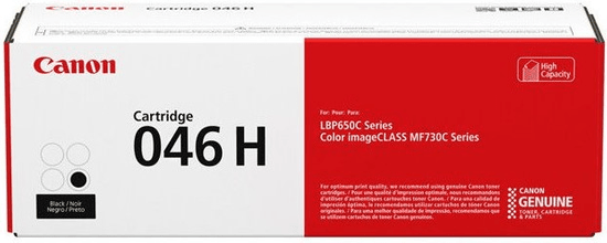 Canon 046 H, černá (1254C002)