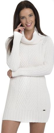 Sir Raymond Tailor ženska obleka Striping, L, bela
