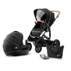 KinderKraft wózek dziecięcy PRIME 2w1 Black