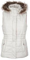 Loap Dámská vesta Tigi Snow White CLW1691-A10X