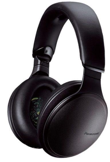 Panasonic RP-HD605N, černá