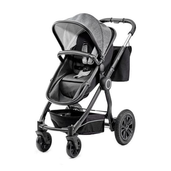 KinderKraft kombinirani otroški voziček VEO 2v1