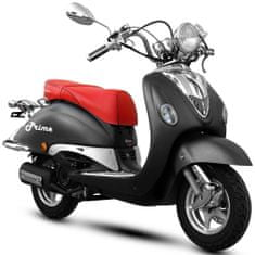 CLS MOTORCYCLE Skútr CLS PRIME 125
