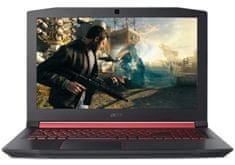 Acer gaming prenosnik Nitro 5 AN515-42-R2MH Ryzen 5 2500U/8GB/SSD256GB+1TB/RX560X/15,6FHD/W10H (NH.Q3REX.020)