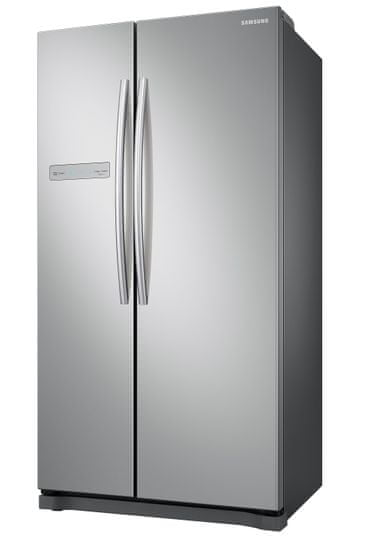 Samsung americká lednička RS54N3003SA/EO + 10 let záruka na kompresor