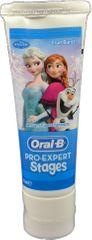 Oral-B KIDS zubní pasta 75 ml Stages Ledové království 2 ks