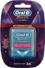 Oral-B Dentální nit 3D White 35 m