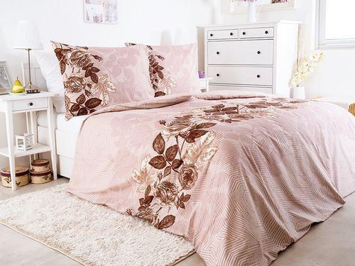 B.E.S. Petrovice Povlečení Bavlna 140 × 200 Exkluziv - Cartagena