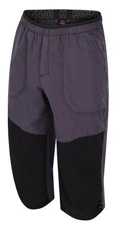 Pánské tříčtvrteční kalhoty Hug Graphite stretch limo (Velikost M) 696c9b0c90