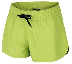 Hannah Dámské šortky Saloni Lime punch
