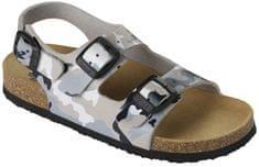 Scholl Sandals légzsák B / S Kid Bioprint Szürke Multi F265741865