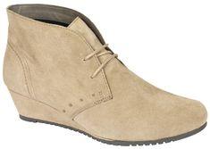 Scholl Dámske členkové topánky Lorelie Memory Cushion Beige F267931002