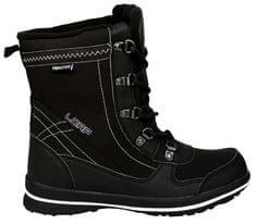 Loap Dámské zimní boty Denia Black/Bl De Blanc SBL1749-V11A
