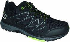 Loap Pánské outdoorové boty Jenner Black/Green Flash HSM18151-V11N