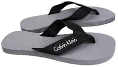 Calvin Klein Męska japonki FF parciany Sandały KM0KM00207