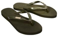 Calvin Klein Damski FF Sandal 314 KW0KW00395