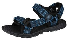 Hannah Sport OVNI sandały Feet Morocan blue fali