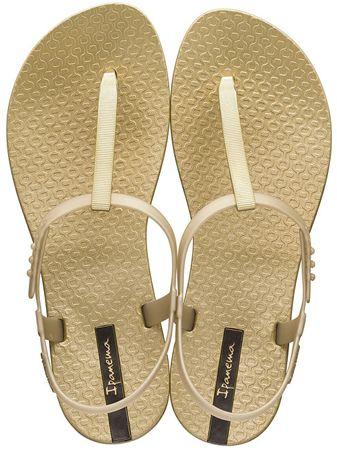 Ipanema Dámské sandály Class Exclusive Fem 26189-20889 Gold (Velikost 35-36)