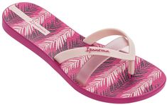 Ipanema Dámské žabky Kirei Silk III Fem 82289-21038 Pink/Pink