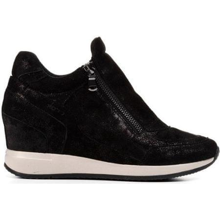 Geox Dámské boty Nydame Black D620QA-000MA-C9999 (Velikost 40)  16a2c436ac