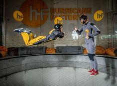 Poukaz Allegria - indoor skydiving 4 minuty