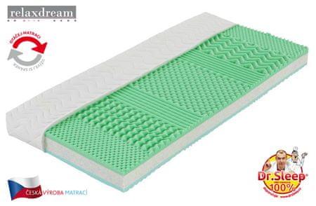 MALL Relaxdream Bio XL AKCE 1+1 matrace - 100x200 cm
