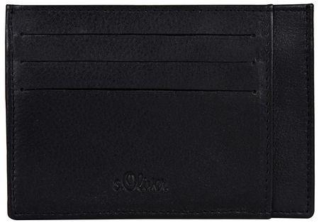 s.Oliver Pánská peněženka 97.811.93.5545.9999 Black