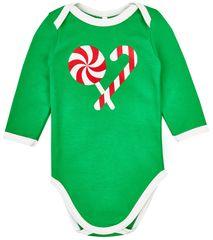 Garnamama otroški bodi Christmas