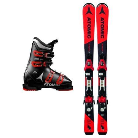 Atomic Půjčení lyžařského setu (lyže 100 cm, boty 15.5, bez hůlek, bez helmy)