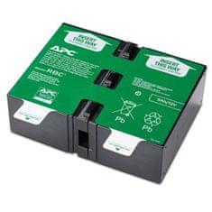 APC komplet baterij UPS APCRBC124, 12 V, 9 Ah